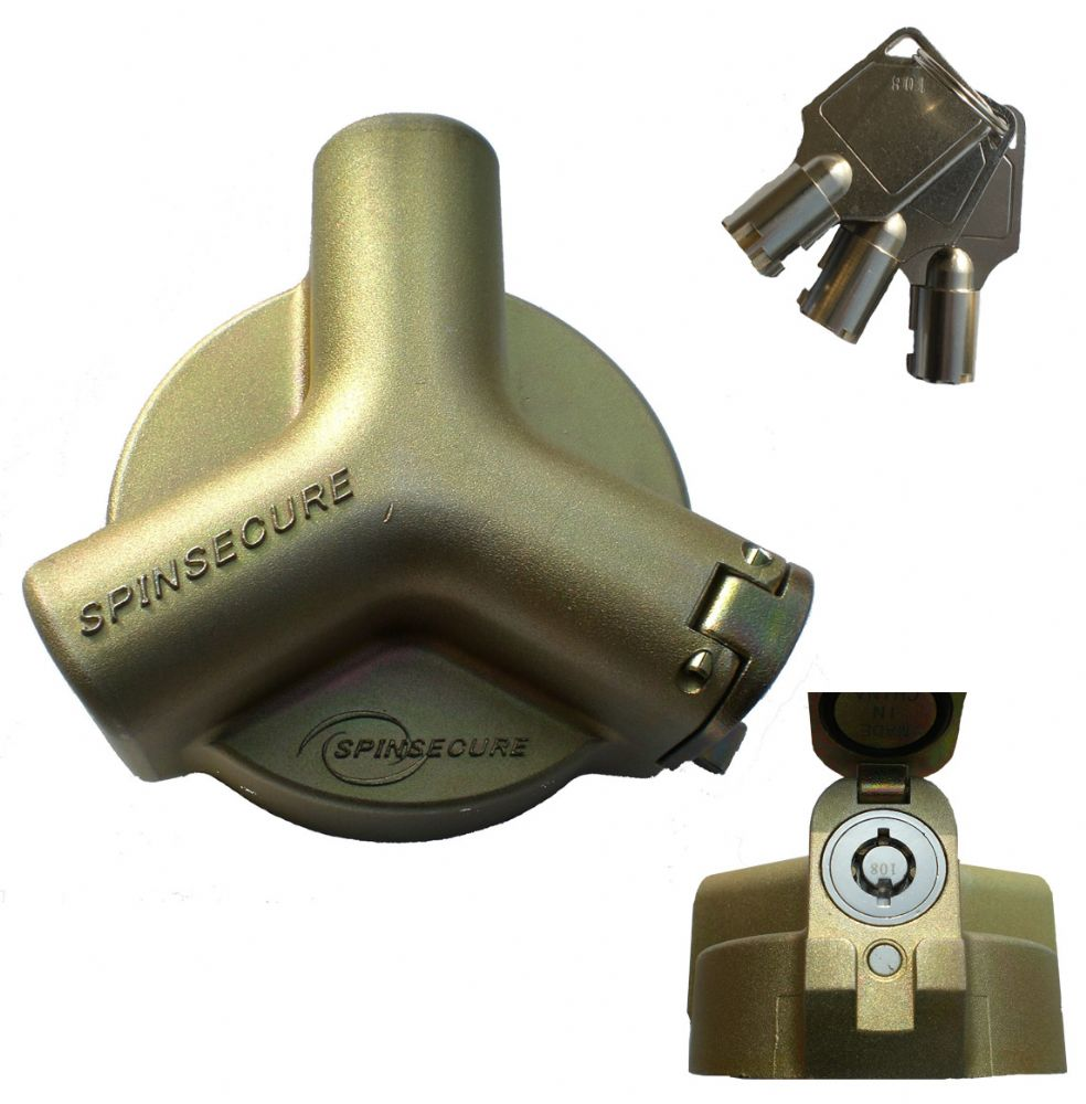 Oil Tank Lock Heating Oil Tank Lock Tanklock Spin Secure